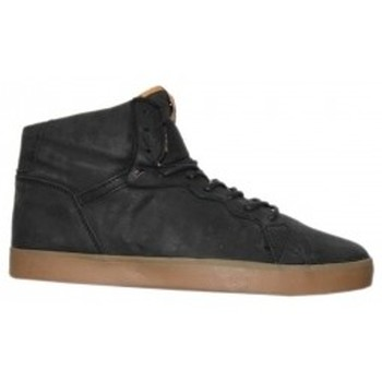 Chaussures Homme Baskets montantes Osiris GROUNDS Black natural gum EU42 US9 Noir