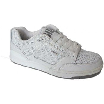 Chaussures Homme Baskets basses Osiris Sample DEVISE White grey EU42 9US Blanc