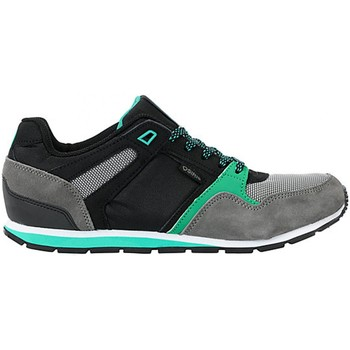 Chaussures Homme Baskets basses Osiris Sp  Hayou lt Black green EU42 9US Noir