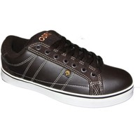 Chaussures Homme Baskets basses Osiris Sp  Diablo Brown org EU42 9US Noir