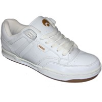 Chaussures Homme Baskets basses Osiris Sp LENNIX White gum EU42 US9 Blanc