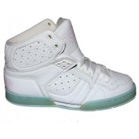 Chaussures Homme Baskets montantes Osiris Sp NYC 83 SLM White blue stars EU37.5 W7US Multicolore