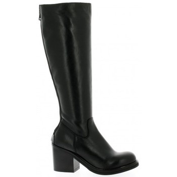 Bottes ville Nuova Riviera Bottes cuir
