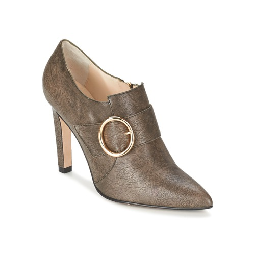 Chaussures Femme Low boots Paco Gil ROCA Taupe