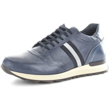 Chaussures Homme Baskets basses Again SAU Basket Homme Blue Blue