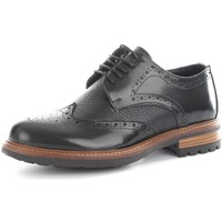 Chaussures Homme Derbies Again 02 Basket Homme Black Black