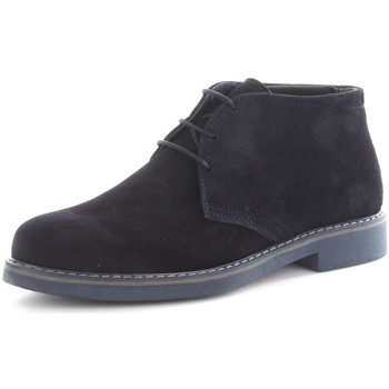 Chaussures Homme Boots Again 113 Basket Homme Blue Blue