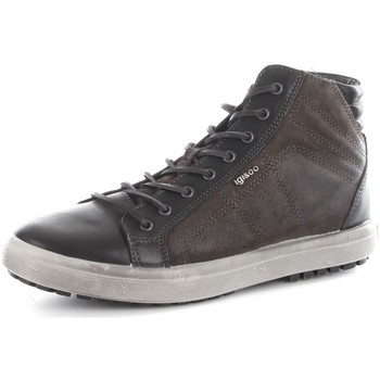 Chaussures Homme Baskets montantes Igi&co 6719000 Basket Homme Nero/Antracite Nero/Antracite
