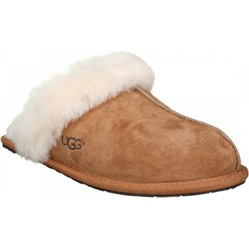 Chaussures Chaussons UGG W Scuffette 2 5661 W Beige
