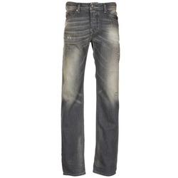 Vêtements Homme Jeans droit Diesel WAYKEE Gris