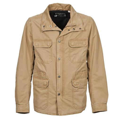 Vêtements Homme Blousons Diesel J-AMEDE Beige