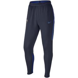 Vêtements Homme Pantalons de survêtement Nike Pantalon de survêtement  FC Barcelona Dry Strike - Ref. 808952-4 Bleu