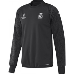 Vêtements Homme Sweats adidas Performance Sweat Adidas Real Madrid Training Top - AO3082 Noir