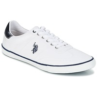Chaussures Homme Baskets basses U.S Polo Assn. RAY Blanc