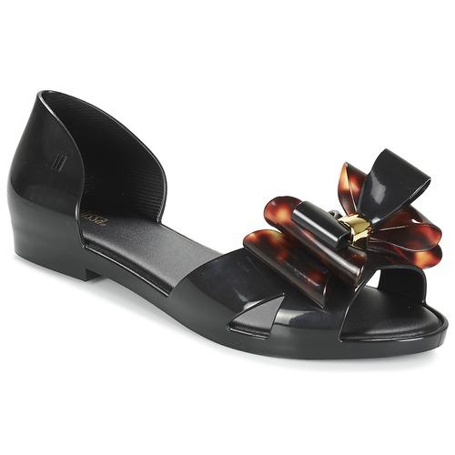 Chaussures Femme Ballerines / babies Melissa SEDUCTION II Noir