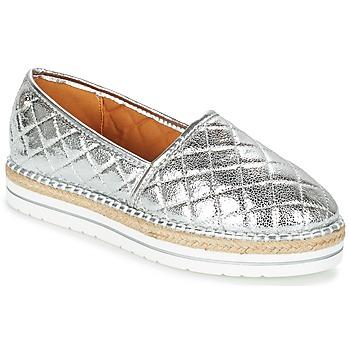 Chaussures Femme Espadrilles Love Moschino JA10313G03 Argenté