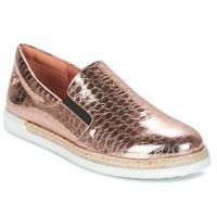 Chaussures Femme Slips on Love Moschino JA10353G03 Doré Rose