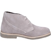 Chaussures Fille Boots Didiblu bottines gris daim AH175 gris