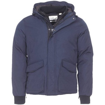 Vêtements Homme Parkas Scotch & Soda - parka BLEU