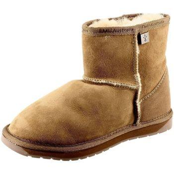 Chaussures Femme Bottes de neige EMU platinum stinger marron