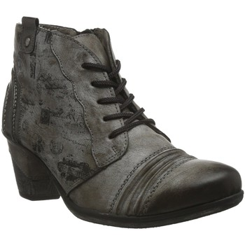Chaussures Femme Bottines Remonte Dorndorf d8771 marron