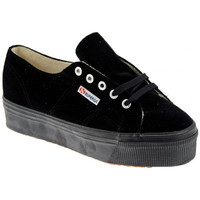 Chaussures Femme Baskets basses Superga 2790 Velvet Baskets basses