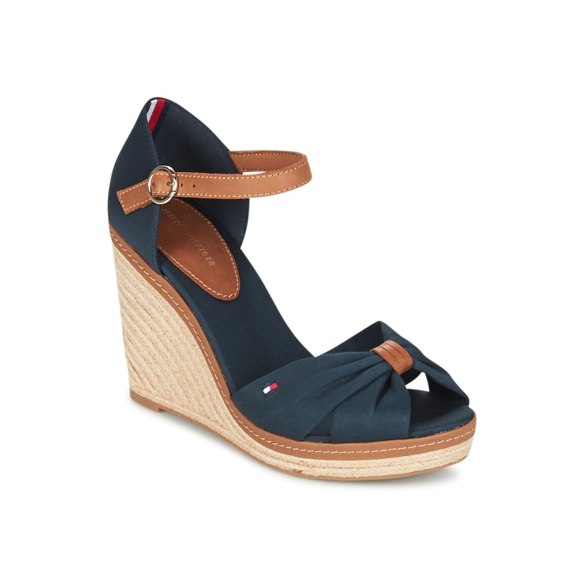 Chaussures Tommy Hilfiger roses Casual femme bgUGj
