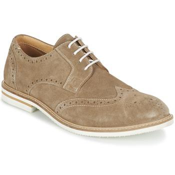 Chaussures Homme Derbies Lumberjack ALONSO Beige