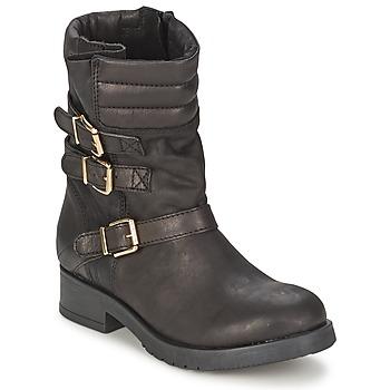 Chaussures Femme Boots Jonak SHUNYATA Noir