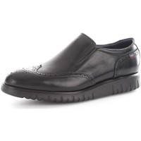Chaussures Homme Mocassins CallagHan 10506 Mocassins Homme Black Black
