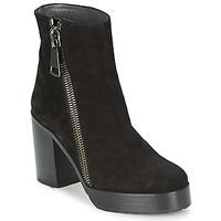 Chaussures Femme Bottines Stéphane Kelian DANA 4 Noir