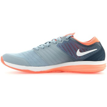 Chaussures Femme Baskets basses Nike W Dual Fusion TR 4 Print Gris-Orange