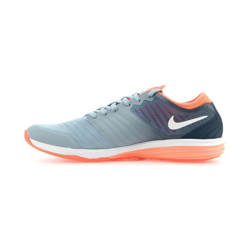 Chaussures Femme Baskets basses Nike W Dual Fusion TR 4 Print Gris