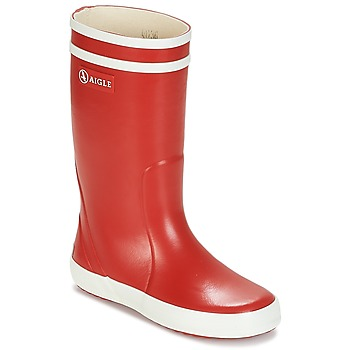 Bottes Aigle LOLLY POP Rouge / Blanc 350x350