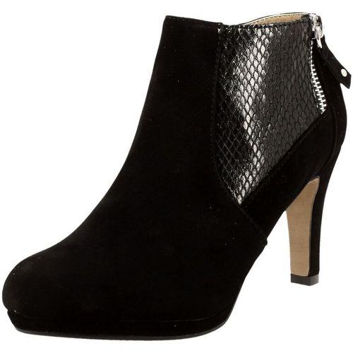 Chaussures Femme Bottines Maria Mare 61305 noir