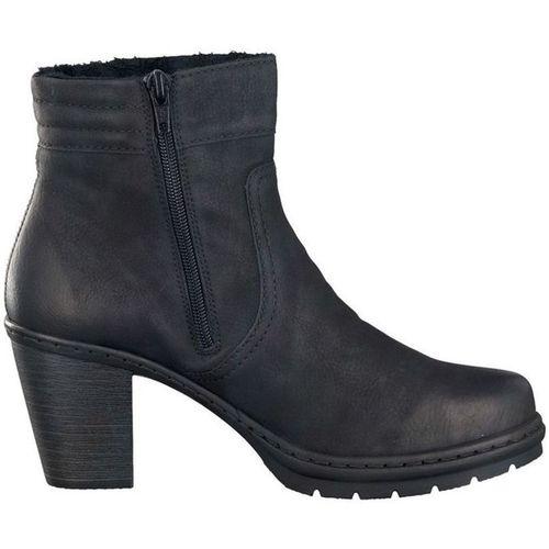 Chaussures Femme Bottines Rieker y1553 noir