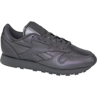 Chaussures Femme Baskets mode Reebok Sport Classic Leather Spirit V69378 Violette