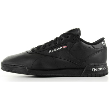 Chaussures Homme Baskets mode Reebok Sport EXOFIT LO CLEAN LOGO INT noir