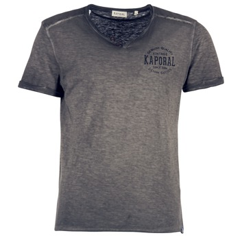 Vêtements Homme T-shirts manches courtes Kaporal TOKOA Noir
