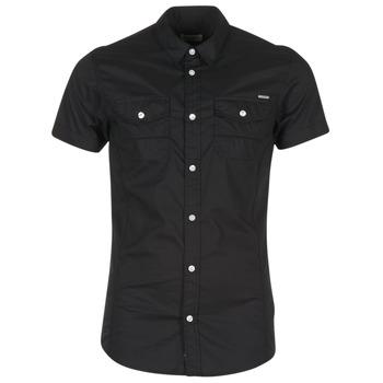 Vêtements Homme Chemises manches courtes Kaporal RAC Noir