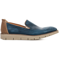 Chaussures Homme Slips on First Collective Slip On homme -  - Bleu - 1090 - Millim BLEU