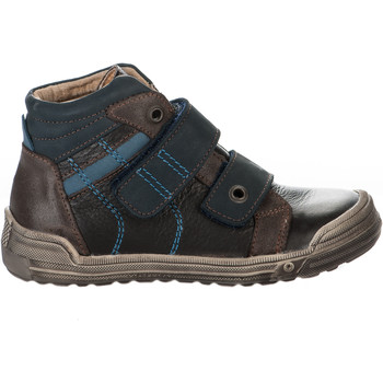 Chaussures Garçon Baskets montantes Minibel Bottines garçon -  - Marron - HEFETY - Millim MARRON