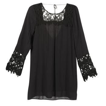 Vêtements Femme Robes courtes Billabong OPEN HORIZON DRESS Noir