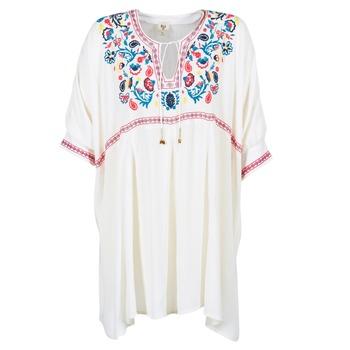 Vêtements Femme Robes courtes Billabong MYSTIC DRESS Ecru