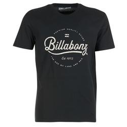 Vêtements Homme T-shirts manches courtes Billabong OUTFIELD TEE SS Noir
