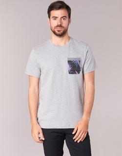 Vêtements Homme T-shirts manches courtes Billabong TRANSMIT TEE Gris