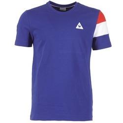 Vêtements Homme T-shirts manches courtes Le Coq Sportif TOUMEA Bleu