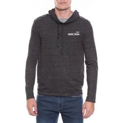Vêtements Homme T-shirts manches longues Ritchie T-SHIRT JESABEL Gris foncé