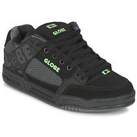Chaussures Homme Baskets basses Globe TILT Noir / Gris / Vert