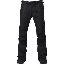 Vêtements Homme Pantalons 5 poches Analog Pantalon De Ski  Ag Remer Pt Black Denim Noir